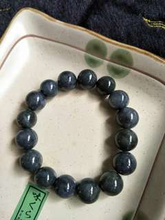 Offer 20% $145 jadeite bracelet 13mm