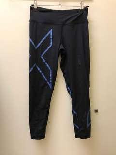 2XU 3/4 Crop Leggings Size S
