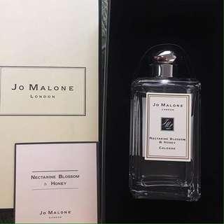Authentic Jo Malone Nectarine Blossom & Honey 100ml