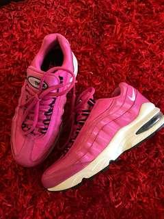 Air max 95's pink