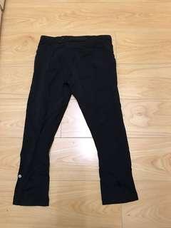 LULULEMON LEGGINGS 7/8 Size 8-10
