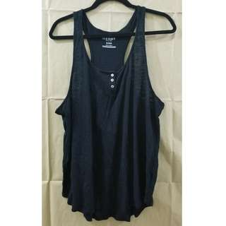 Old Navy Black Sando