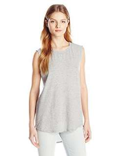 American eagle gray muscle top