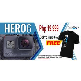 Brand New GoPro Hero6