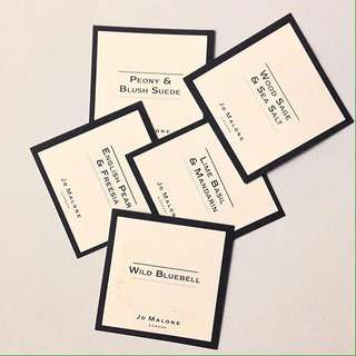 Authentic Jo Malone Perfumes 100ml