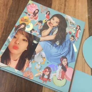 Red Velvet Rookie (Joy Cover)