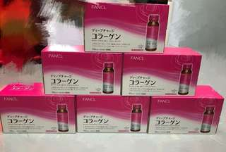 ( 日本新版) FANCL Tense Up HTC Collagen DX