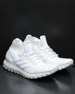 Adidas Ultra Boost ATR Mid Triple White
