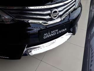 All New Grand Livina 1.5 CVT Special Version.