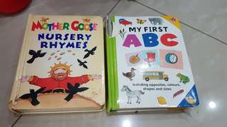 Hard Cover Books for Preschoolers