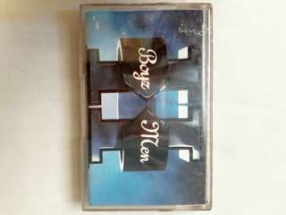 Boyz II Men II Cassette Tape