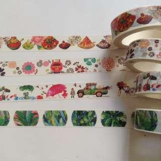 Cute Washi Tape Set