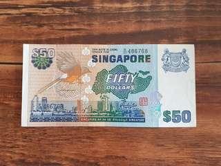$50 Bird Note B/45 486768