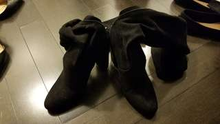 Knee high boots size 8.5