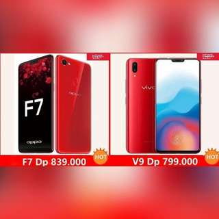Promo 0% F7 & V9