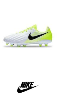 Authentic boy's Nike Magista Opus II Firm Ground Football Boots