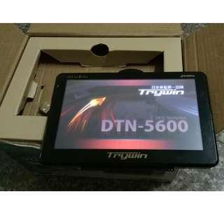 Trywin DTN-5600 5吋12合一多功能衛星導航