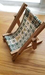 電話座沙灘椅