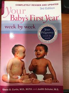 Baby's first year week by week
