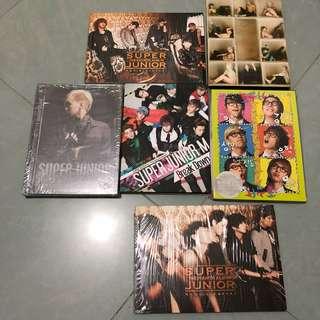 Super junior cd 淨專