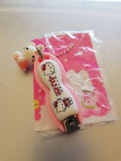 Hello Kitty nail clipper rm5 NEW