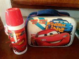Lunch Bag and tumbler