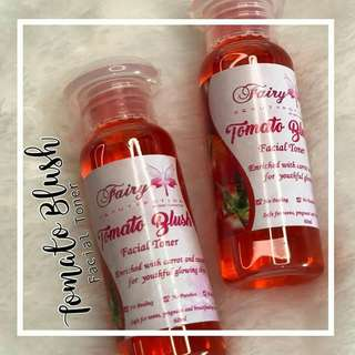 Tomato Blush Facial Toner