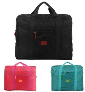 *Waterproof * Big Foldable Travel Luggage Bag Carry-On Duffle Tote Storage Bags