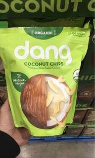 美國🇺🇸直送Dang 椰子🥥脆片340g👍👍