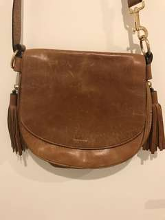 Country Road Leather Bag