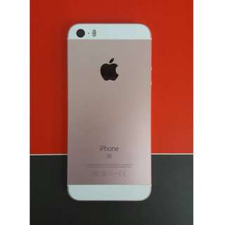 iPhone SE (64GB) 9.7/10 Condition, Cod in Klang Only