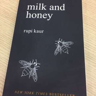 Milk and honey book