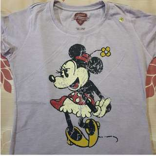 Female/Small Vintage Shirts - Minnie Mouse