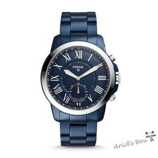 [美國原裝正品] 全新/免運 Fossil Q Grant 智慧手錶