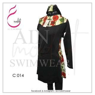 Muslimah Swimming Suit