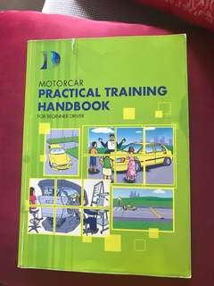 Car practical training handbook