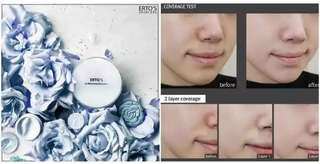 Erto's skin care EE whitening Air Cushion