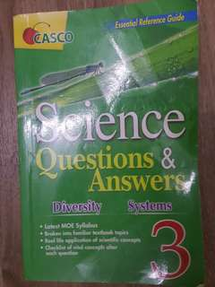 P3 CASCO Science Guide