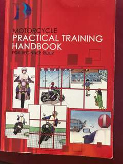 Motorcycle practical training handbook