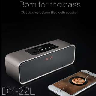 Musky DL22L Portable Wireless Bluetooth Speaker with 3D Surround Sound