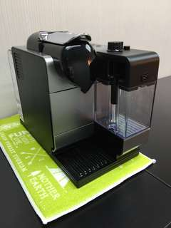 DeLonghi Lattissima Nespresso Coffee Machine 德龍咖啡機