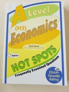 Brand New A Level (H2) Economics