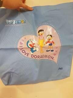 🚚 哆啦A夢大容量購物袋