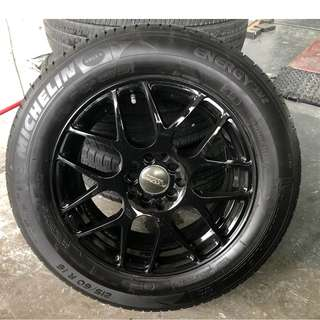"""16""""sport rims with 215/60/R16"""