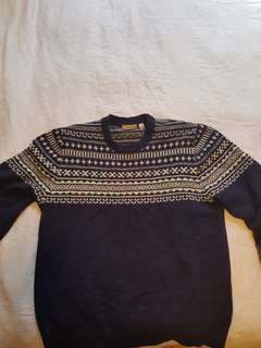 Country Road Woolen Jumper