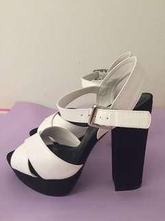 Forever New Block Heels