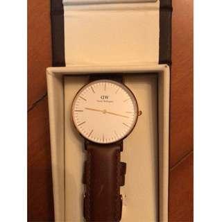 DW 女士時尚手錶