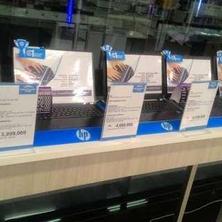 Laptop HP bisa kredit bunga 0%