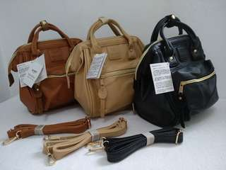 Anello 2&1 sling and backpack
