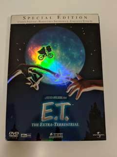 ET Collectors Edition DVD set